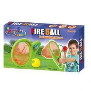 Hrací set G21 Síťky na chytání a střílení míčků zelené