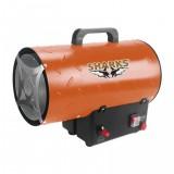 Plynová horkovzdušná turbína Sharks SH 10kW