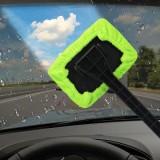 Čistič autoskel s mikrovláknem