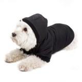 Obleček pro psa - anorak s kapucí – velikost S
