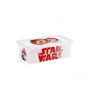 Plastový box KIS STAR WARS - XS