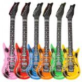 Vzdušná kytara - Nafukovací kytara pro pravé rokery