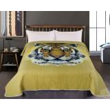 Přehoz přes postel TYGR 220 x 240 cm