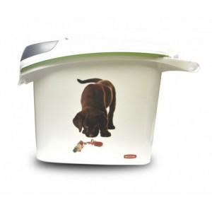 Kontejner na krmivo 6 kg - PSI  CURVER