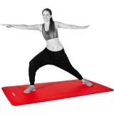 Podložka na jógu MOVIT 190 x 60 x 1,5 cm červená