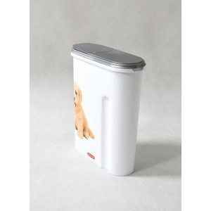 Plastová dóza na krmivo 1,5 kg - PSI CURVER