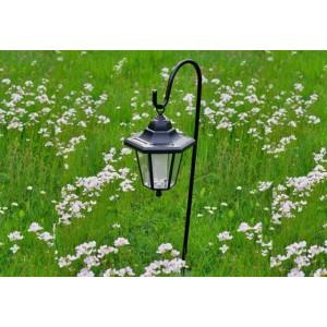 Zahradní solární LED lucerna