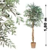 Umělá květina - Olivovník 180 cm
