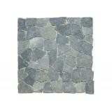 Mozaika Garth z andezitu - tmavě šedá obklady - 1x síťka