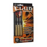 Šipky STEEL CLUB 22g