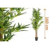 Umělá květina keř - Bambus 160 cm