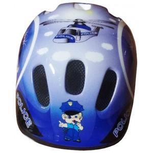 Cyklistická dětská helma velikost M (52-56 cm) 2017