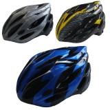 Helma cyklistická a pro inline bruslení s 22-ma větracími otvory vel. M