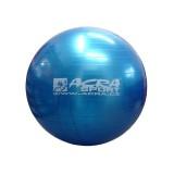 Míč gymnastický 750 mm modrý