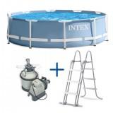 Sada Bazén Florida 3,66x0,99 m + filtrace a schůdky