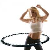 Masážní obruč Hula Hoop