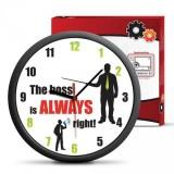 Hodiny pro šéfy nebo manažerky